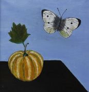 Butterfly and the  Pumpkin